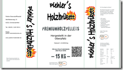 Klischee 15 kg Besser Heizer Premium Holzpellets3pdf